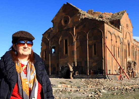 Ani Harabeleri Batı mimarisine kaynak oldu
