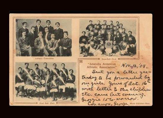 100 yıl öncesindeki Türkiye Ermenilerine kartpostallarla yolculuk