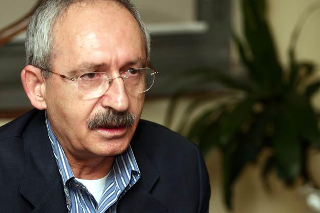 Kılıçdaroğlu: Türkiye'de Adalet Yok