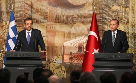 'Kıbrıs sorununu tarihe gömelim'