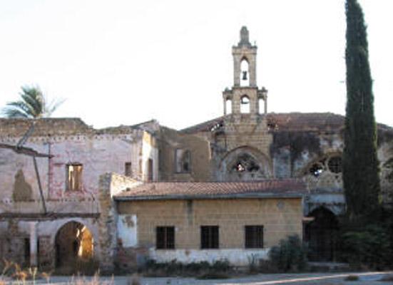 Kıbrıs'taki Ermeni Manastırı Amerikan fonuyla yenilendi
