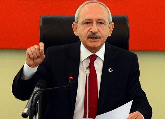 Kılıçdaroğlu: AYM Erdoğan'a 'Dur' dedi