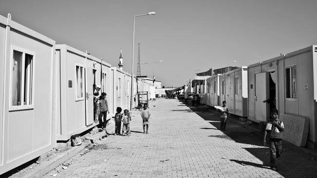 Suriye'de olup biteni öğrenmek isteyen Kilis'e buyursun