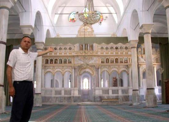 Kilise'den bozma cami 'asli' unsurlarına kavuşmaktan kurtarıldı