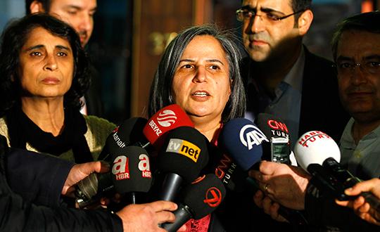 Kışanak: BDP'den 'sızdırma' söz konusu olamaz