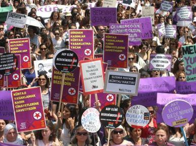Kürtaj gündemi saptırma hilesi