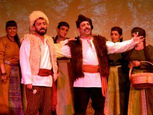 Londra'da ilk kez sahnelenen Anuş operası büyük ilgi gördü