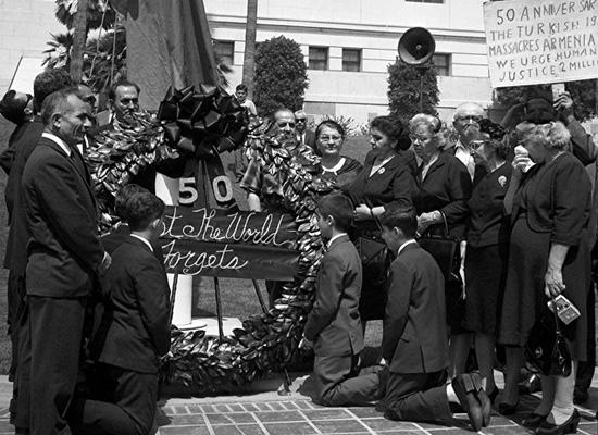 Dünyanın Ermeni Soykırımı'yla tanıştığı yıl: 1965
