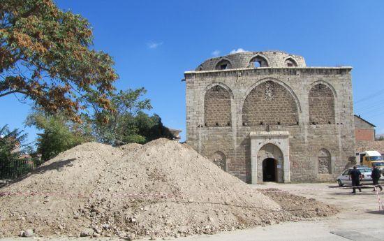 Malatya'daki tarihi yapılar canlanıyor