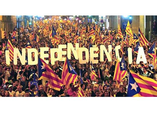 Katalonya'da bağımsızlık oylaması yapıldı