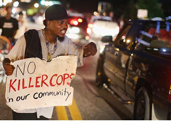 Ferguson'da olağanüstü hal