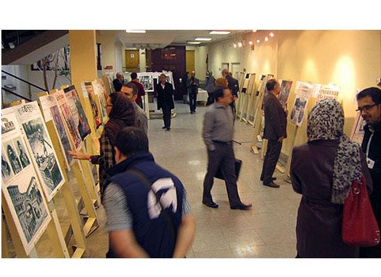 İran'da Soykırım sergisi açıldı