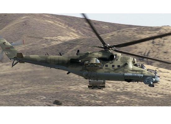 Karabağ'da gerilim: Azerbaycan, Ermenistan'a ait savaş helikopterini düşürdü