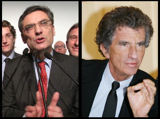İki ünlü Fransız siyasetçi karşıt görüşlerini belirtti