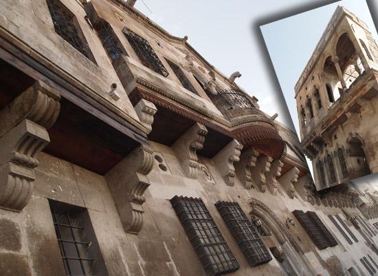 Gesarya'nın sivil mimarisi göz kamaştırıyor