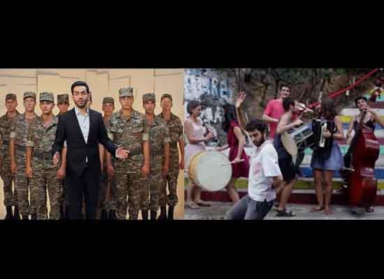 Ayrı dünyaların Ermenileri