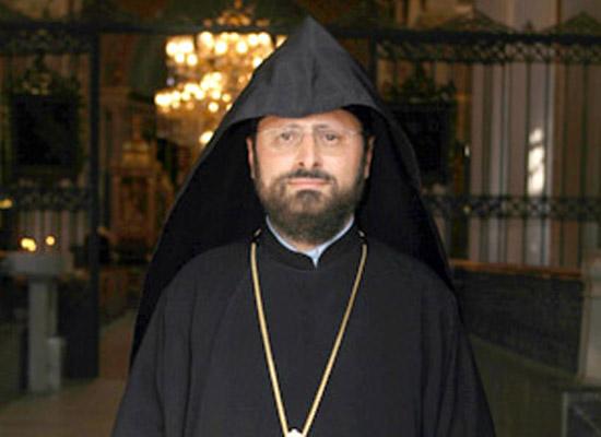 Episkopos Maşalyan: Hiçbir şekilde tasvip edilemez
