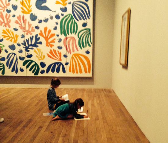 Matisse'in Harikalar Diyarı Tate Modern'de