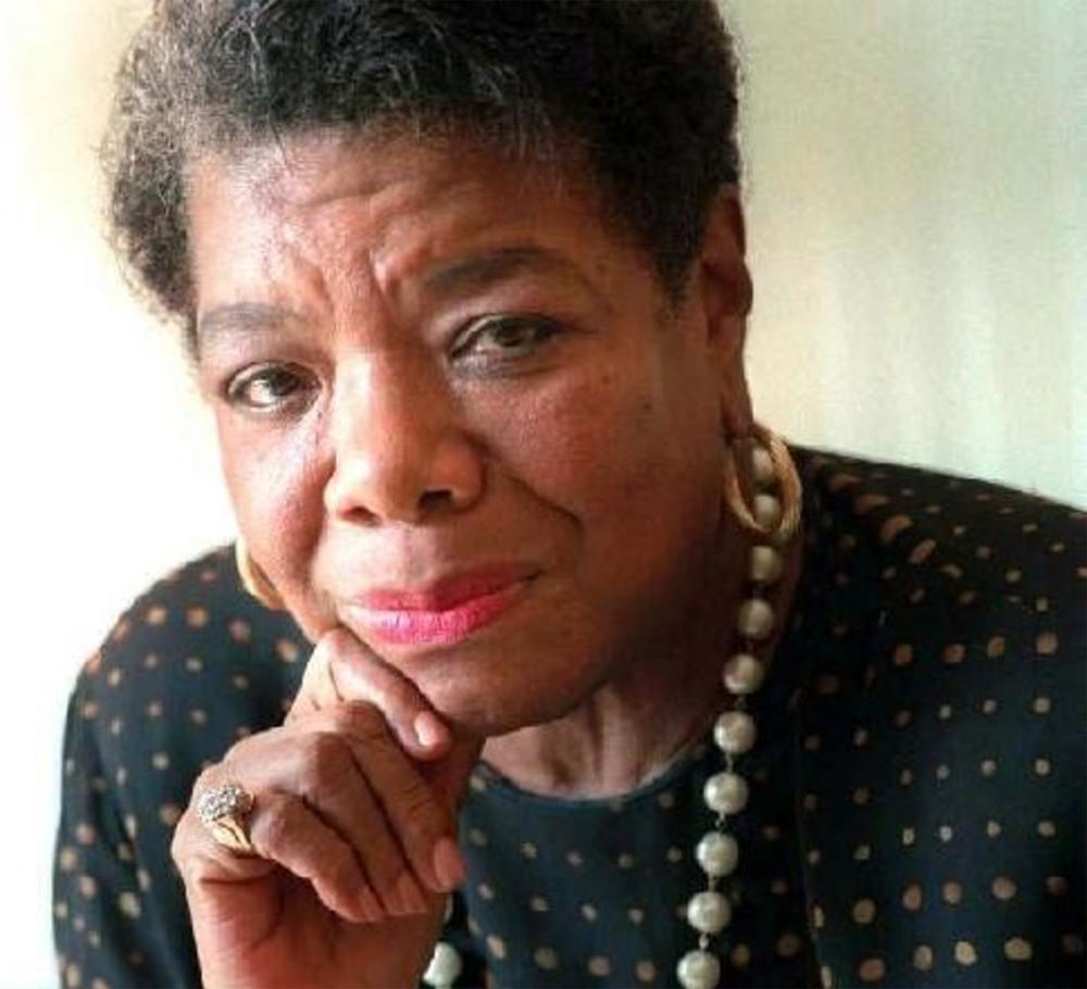 Yazar ve sivil haklar aktivisti Maya Angelou öldü