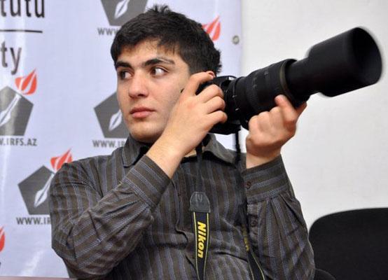 Azerbaycanlı aktivist Huseynov gözaltına alındı