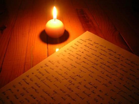 Umarlı bir mektup