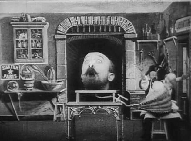 Georges Méliès'e bir saygı duruşu