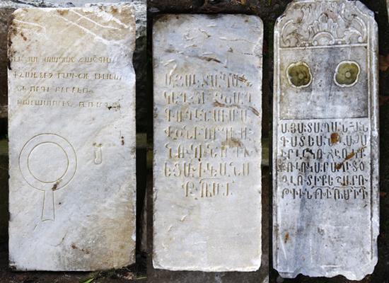 Taksim 'de ortaya çıkan mezar taşlarında ne yazıyor?