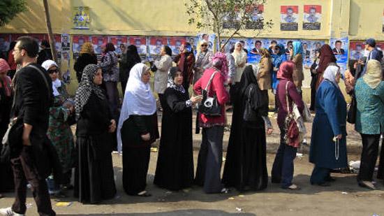 Mısır'da seçim maratonuna Müslüman Kardeşler önde başladı
