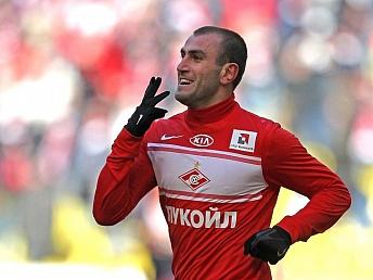 Bakü doğumlu Ermeni golcü Rus liginin yeni gözdesi