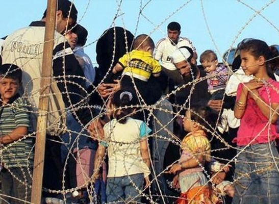 'Türkiye'ye sığınan Suriyeliler misafir değil, mülteci'