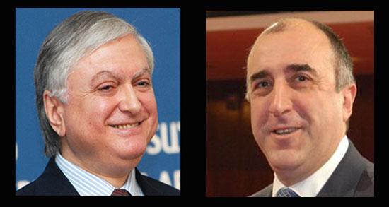 Memmedyarov ve Nalbandyan Pariste görüşecekler