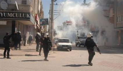 İHD Newroz'daki Hak İhlallerini Raporlaştırıyor