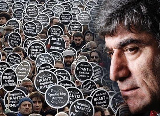 Serj Tankian'ın babası Hrant Dink'e ithafen şarkı yaptı