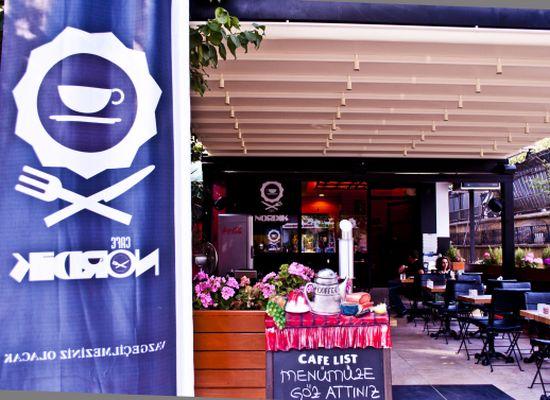 Bağdat Caddesi'ndeki yeni adresiniz: Cafe Nordik