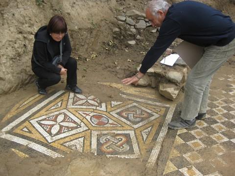 Bin 500 yıllık Bizans kilisesi gün ışığına çıkarıldı