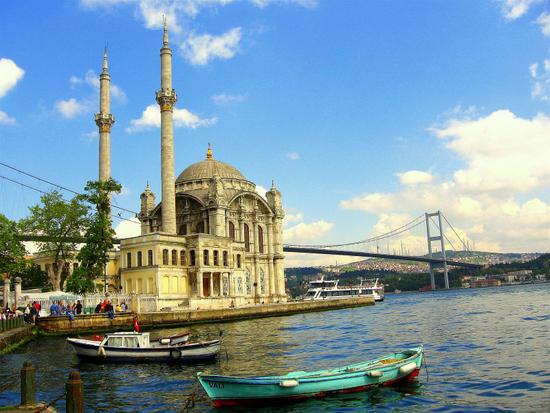 Ortaköy Camii'nin hatırlattıkları