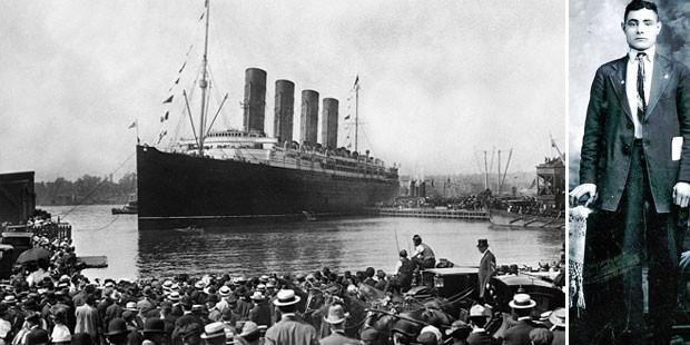 Titanik'ten kurtulan 2 şanslı Osmanlı Ermenisi