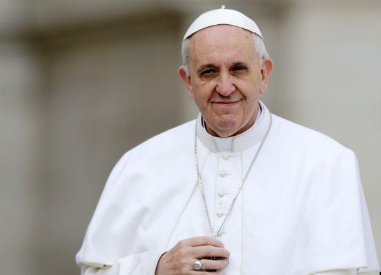 Papa da Soma için dua etti