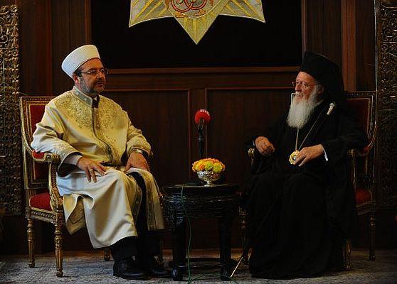 ''Her inanç kendi din adamını yetiştirebilmeli''