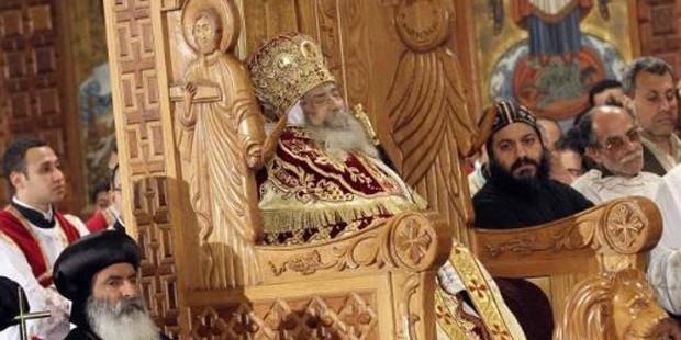 'Filistin'in dostu' Patrik III. Şenuda'ya veda