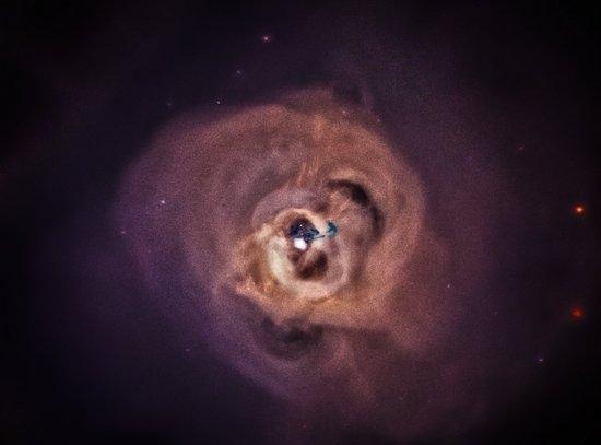 Bir utangaç  parçacık  uzayın sırrını  açık edebilir