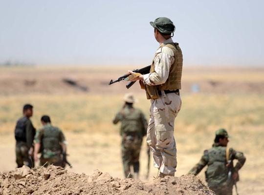 Kobane'ye 200 Peşmerge gönderiliyor