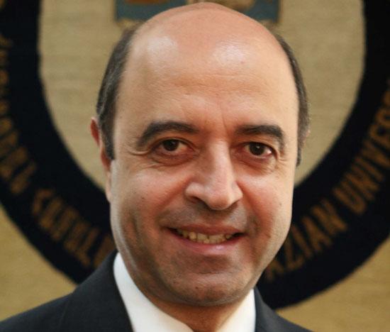 Haygazyan rektörü İstanbul'da