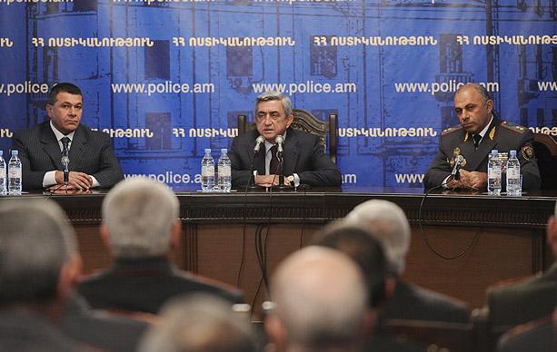 Sarkisyan'dan Türkiye'ye ılımlı mesajlar