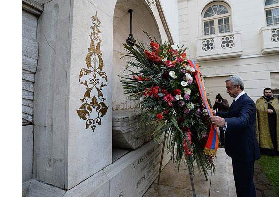 Arjantin'de Ermeni Soykırımı Müzesi