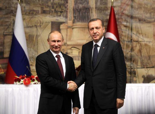 Erdogan a Putin - nové spojenectví?