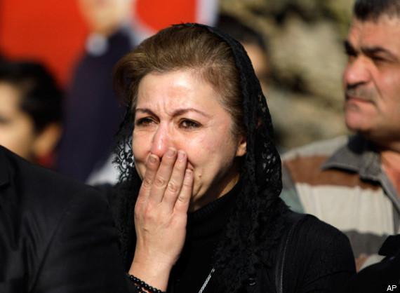 Irak'ta Hristiyanlara huzur yok