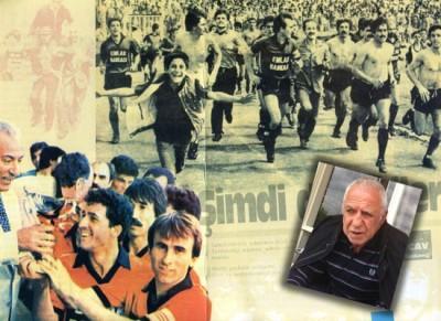 'Gençlerbirliği'nin uğuru Ermeni Rıfat'a Goloğlu'ndan davet