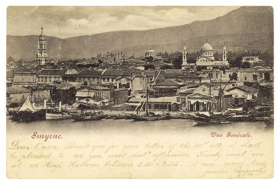 Bir Zamanların İzmir'i