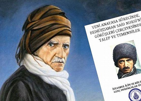 Genç Hukukçulardan Said-i Nursi'li anayasa